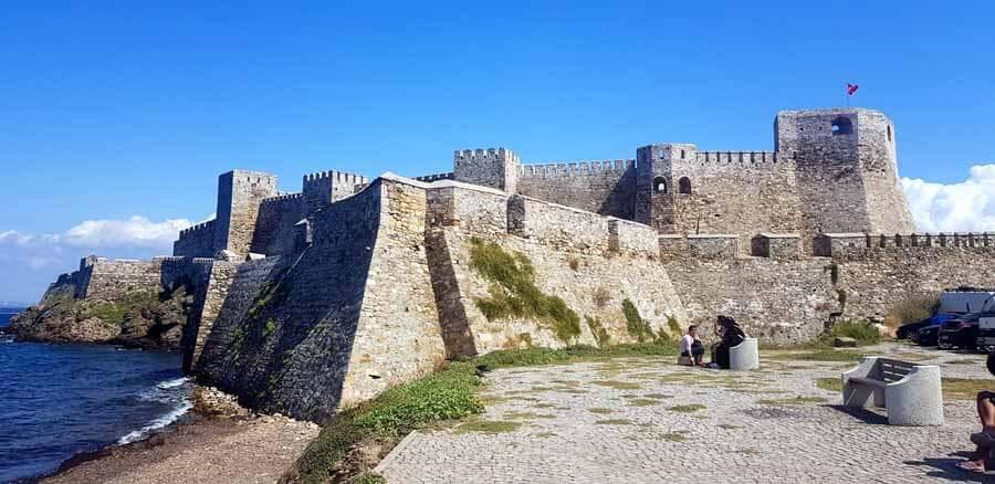 bozcaada kalesi tarihi
