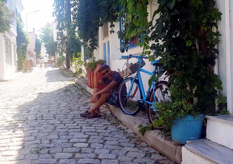 tarihi bozcaada sokakları bozcaada gezilecek yerler