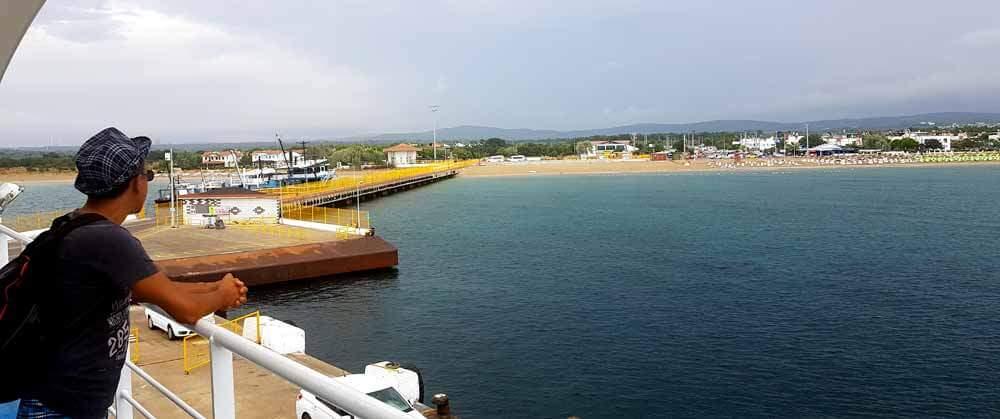 geyikli feribot iskelesi