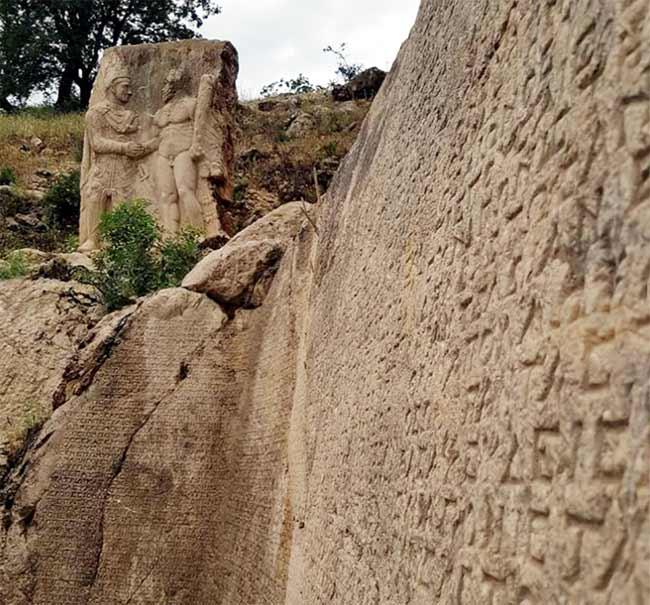 arsamia-antik-yerleşke nemrut