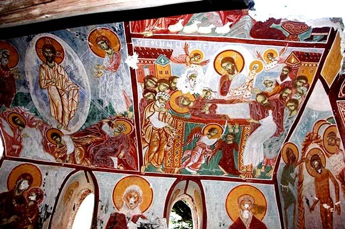 sümela manastırı yeni keşifler
