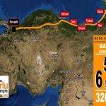 Araba ile Karadeniz turu rota tavsiyesi ve maliyeti