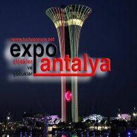 Expo Antalya Fuarı