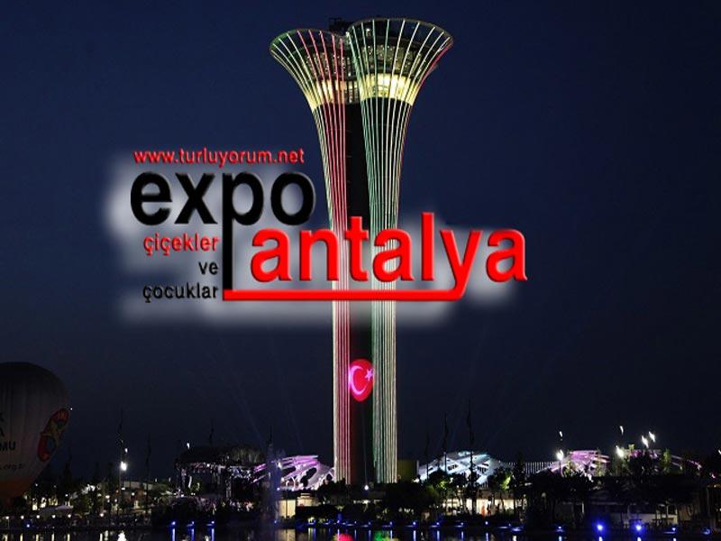 Antalya expo uluslararası fuar