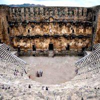 Aspendos Antik Tiyatrosu nerede ve giriş ücreti 2020
