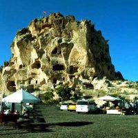 Uçhisar Kalesi giriş ücreti 2020 Kapadokya otelleri