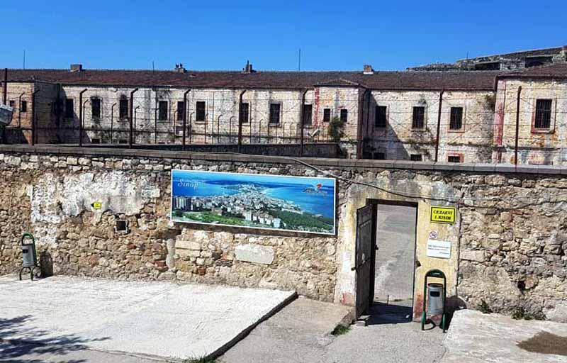Sinop cezaevi tarihi