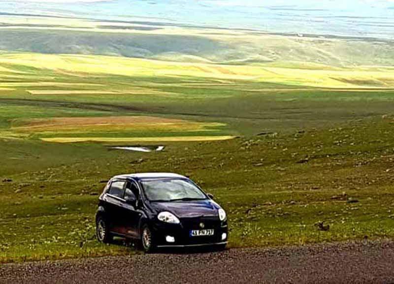 Punto ile yollarda – Türkiye turu