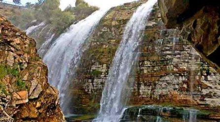 Tortum Şelalesi Erzurum