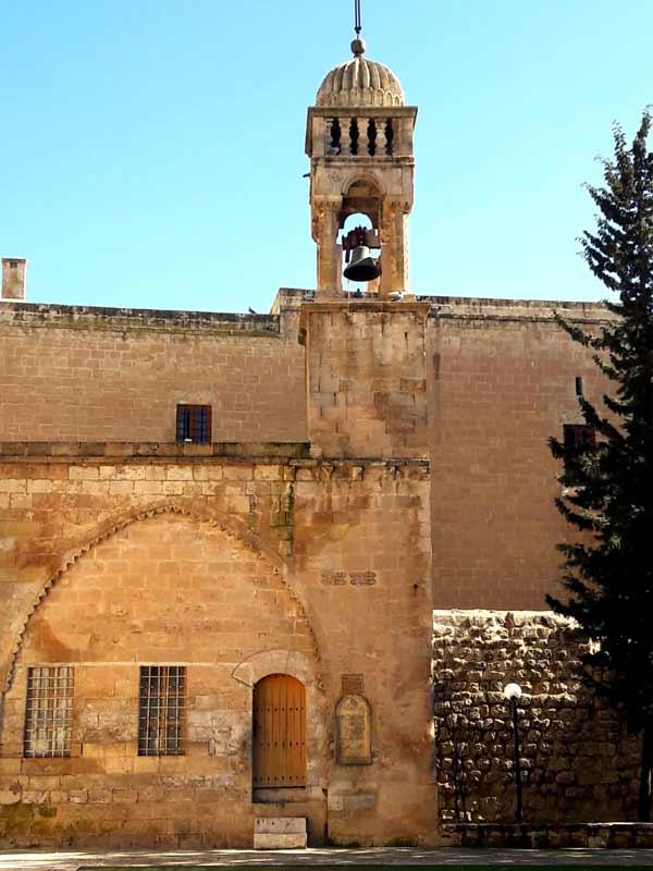 Mardin Kırklar Kilisesi
