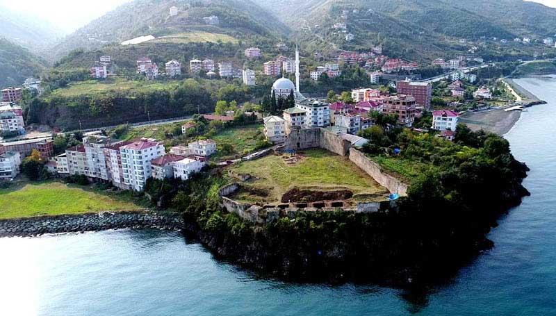 Karadeniz incisi Akçaabat gezilecek yerler