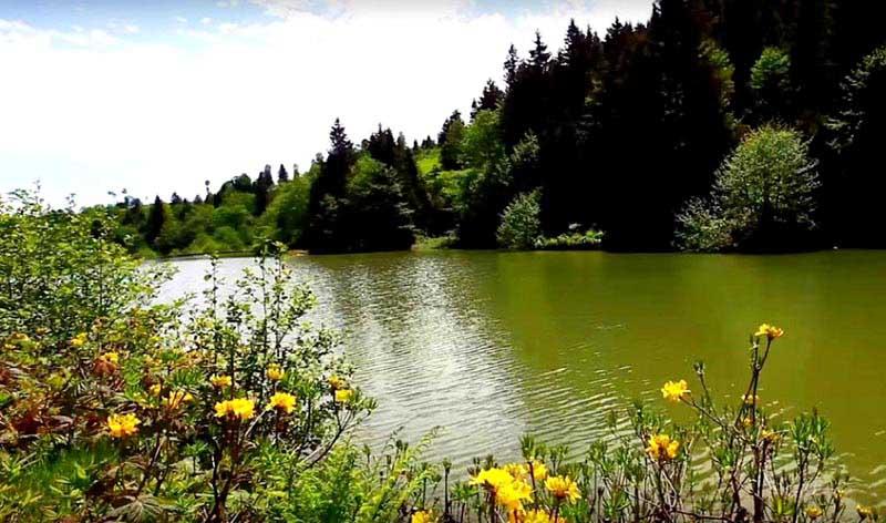 Akçaabat gezilecek yerler sera gölü akçaabat tesisleri