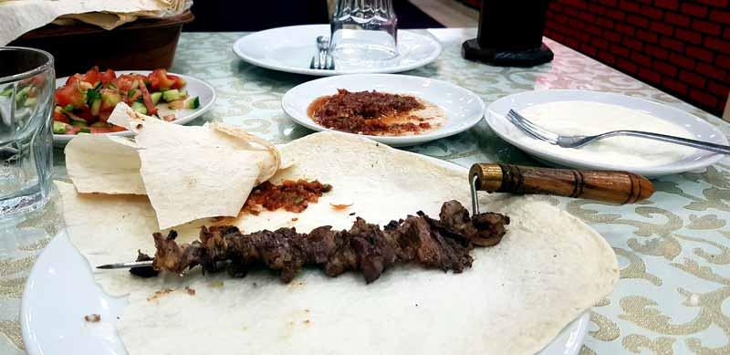çağ-kebabı-Erzurum gezilecek yerler
