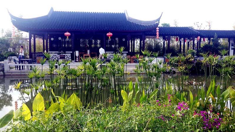 çin bahçesi expo antalya