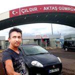 Aktaş sınır kapısı gürcistan 11