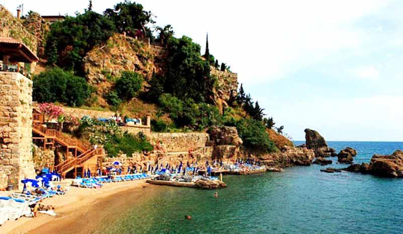 MERMERLİ-koyu- Antalya