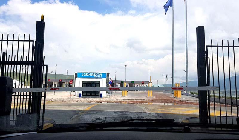 aktaş sınır kapısı gürcistan araba ile geçiş