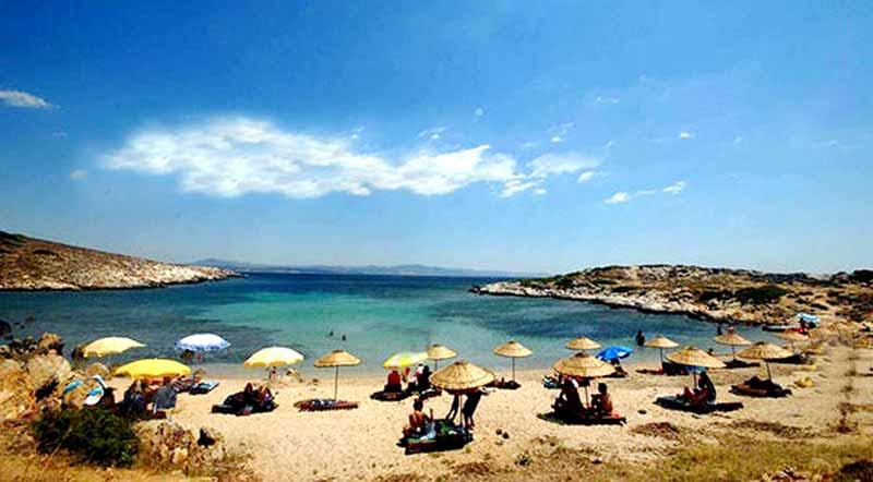 Türkiye'nin en iyi plajları akvaryum-koyu