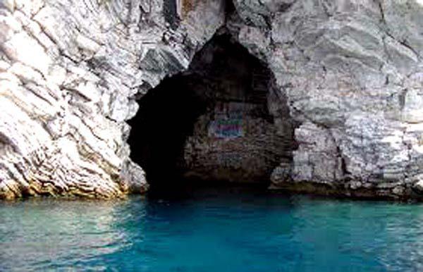 alanya deniz mağaraları