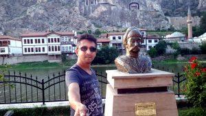 amasya şehzadeler heykelleri tarih