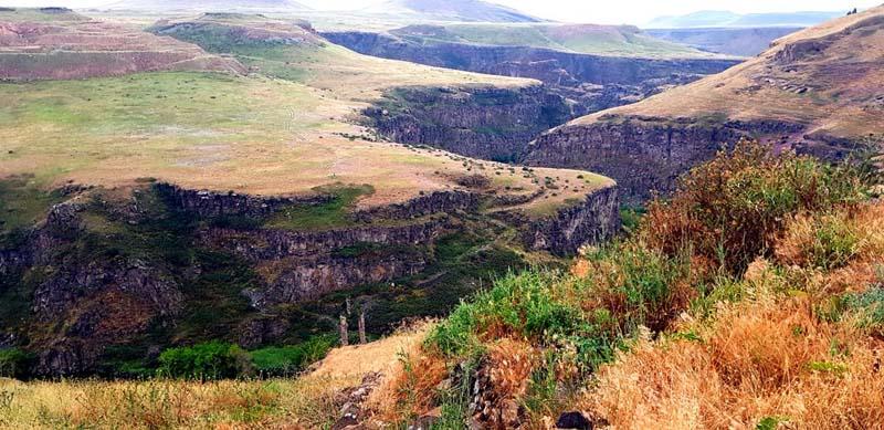 ani harabeleri ermenistan sınırı 2