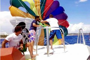 Antalya Parasailing fiyatları 2020