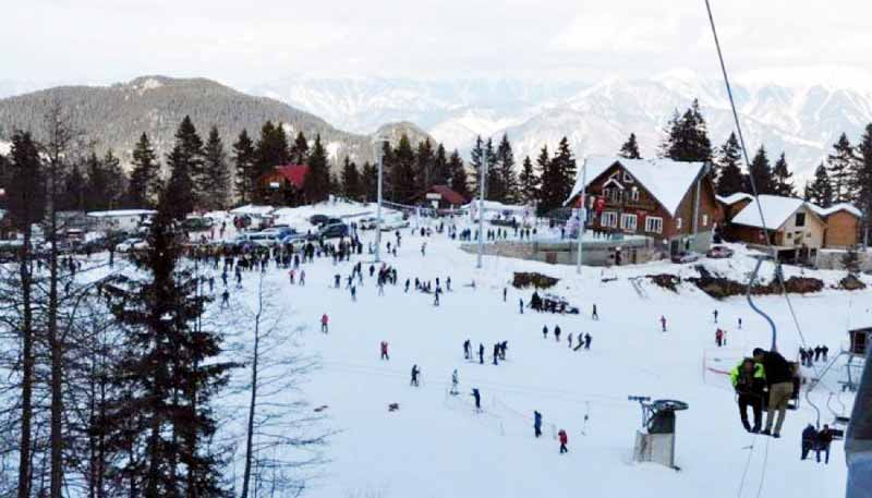 atabarı-kayak-merkezi Artvin gezilecek yerler
