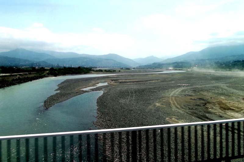 batum çoruh nehri gürcistan