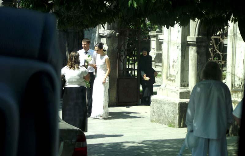 batum kilise düğün töreni 2