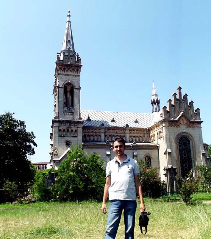 batum katedrali gürcistan