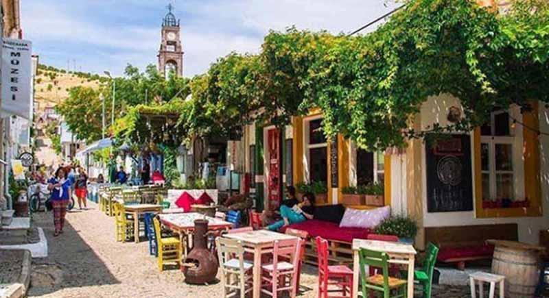 bozca-ada-kilise-ve-sokakları, Bozcaada Gezilecek Yerler