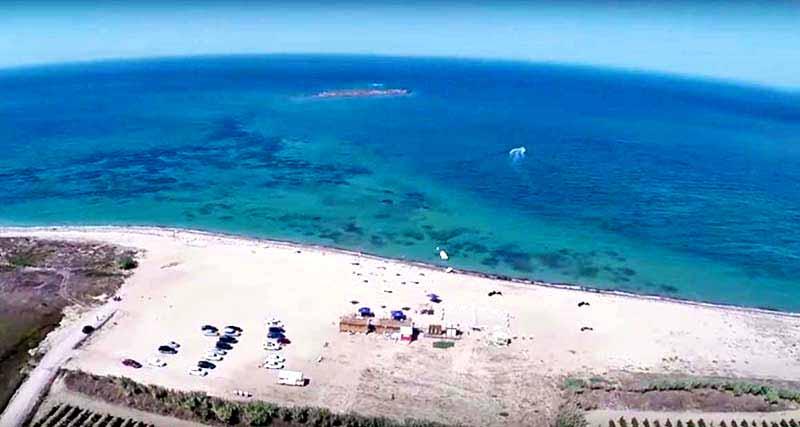 Bozcaada Gezilecek Yerler-çalış-plajı
