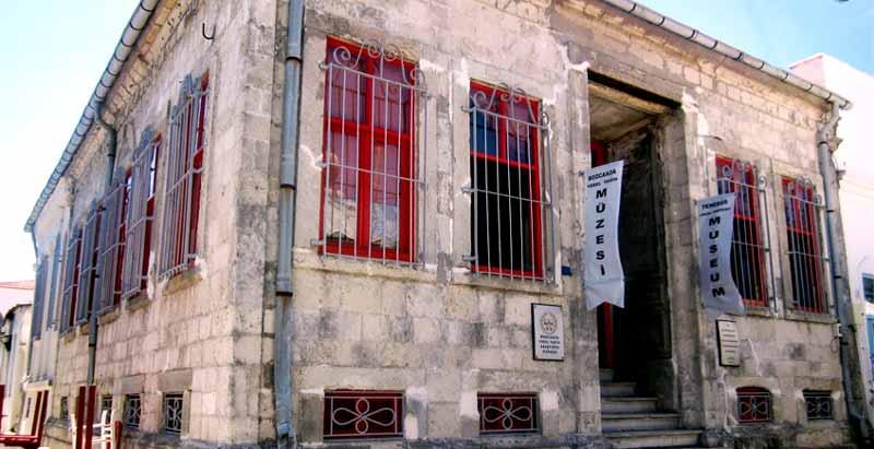 Bozcaada Gezilecek Yerler -muzesi