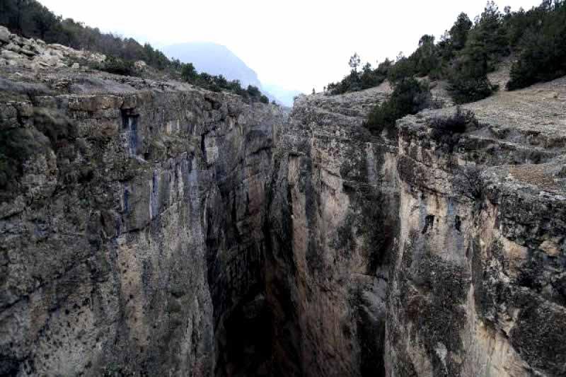 cehennem-deresi-kanyonu Artvin gezilecek yerler