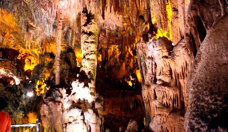 damlataş mağarası alanya antalya