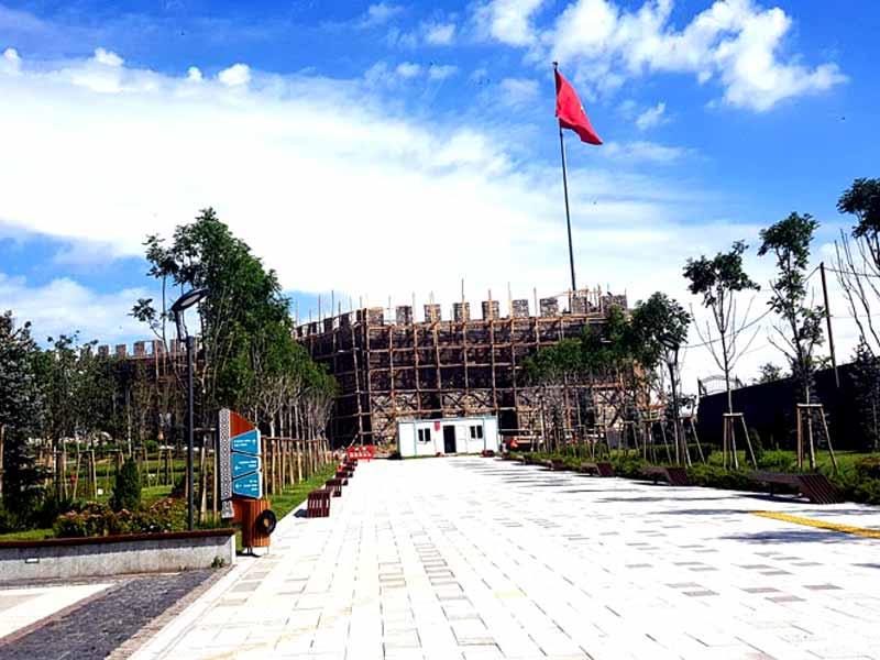 erzurum-kalesi-Erzurum gezilecek yerler