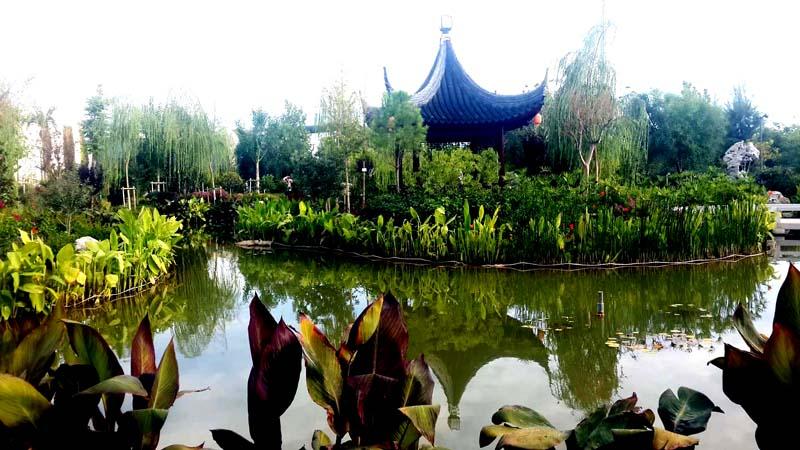 expo antalya çin bahçesi