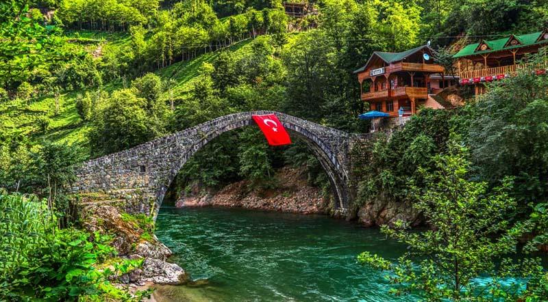 Fırtına deresi eski osmanlı köprüsü