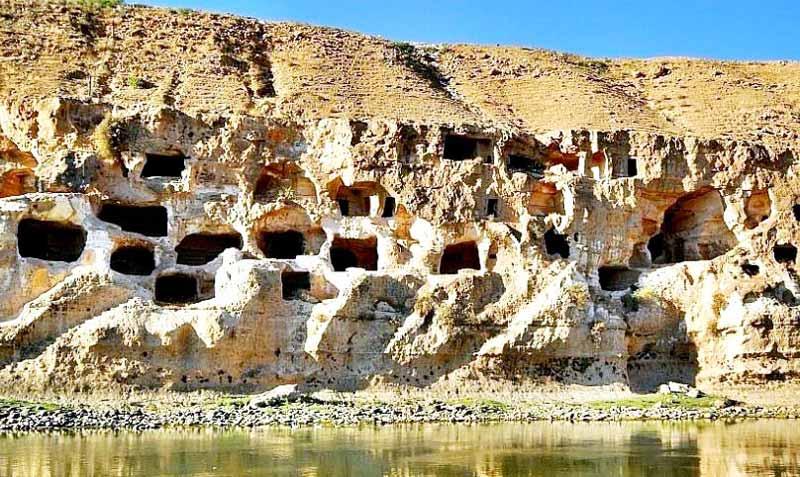 hasankeyf-mağaraları