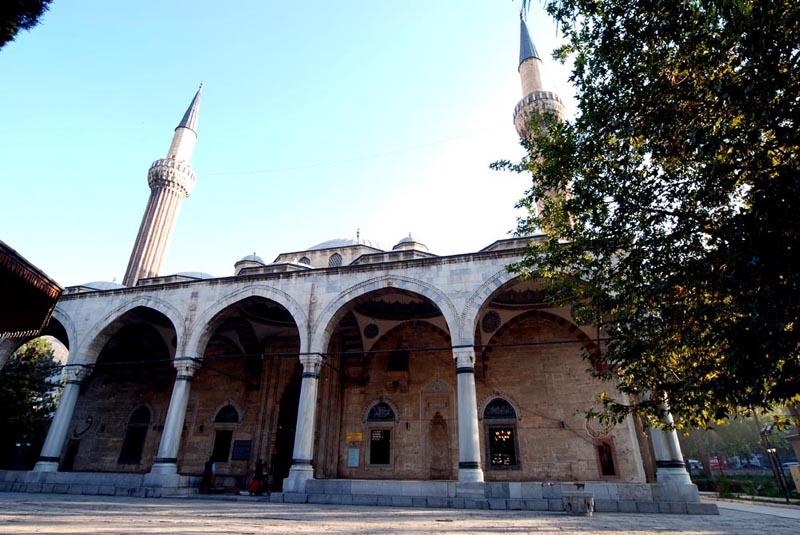ikinci beyazıt cami Amasya