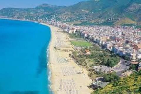 kleopatra plajı antalya