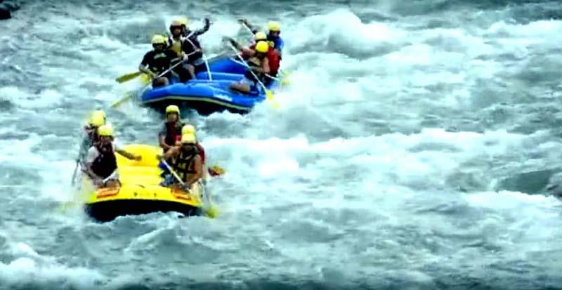 Rafting Fırtına deresi rize