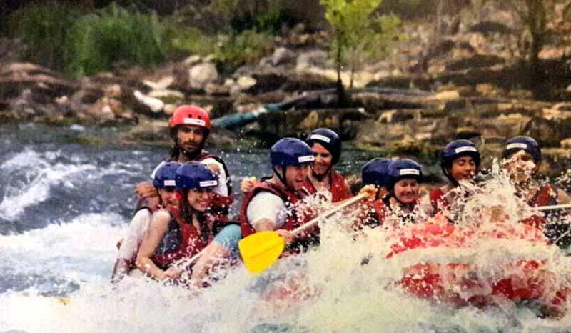 rafting köprülü kanyon antalya 1