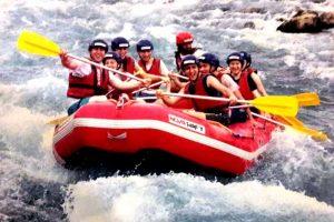 Rafting doğa sporu, ücretleri ve yapılacak yerler