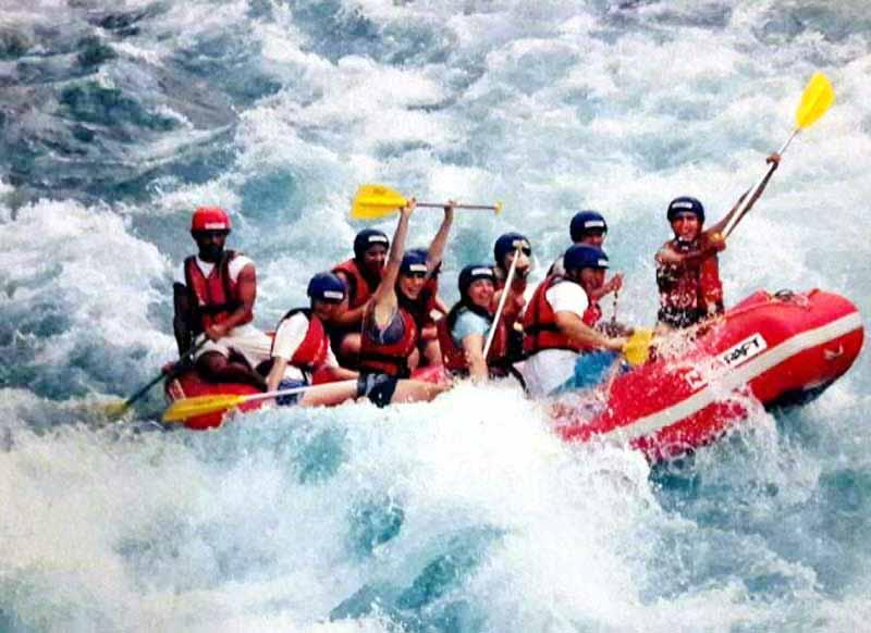 rafting köprülü kanyon antalya 13