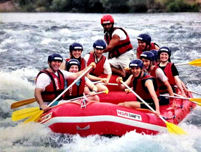 rafting köprülü kanyon antalya 3