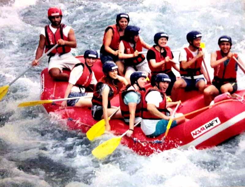rafting köprülü kanyon antalya 9