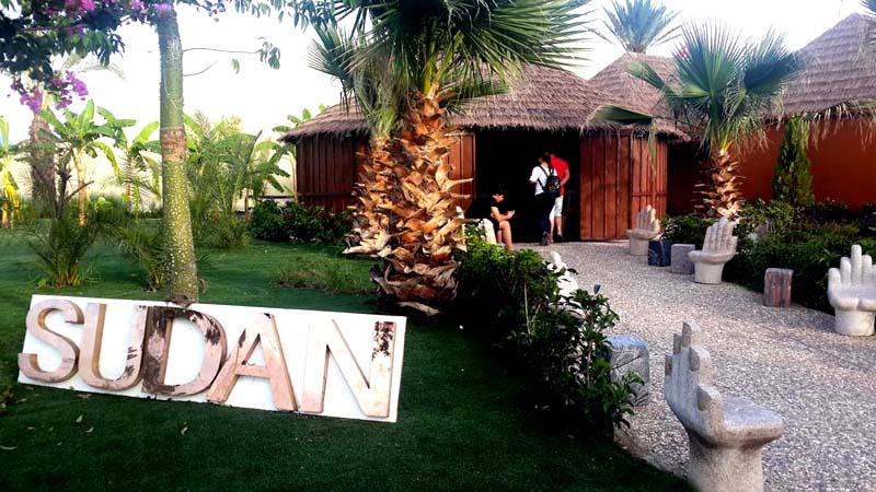sudan bahçesi expo antalya