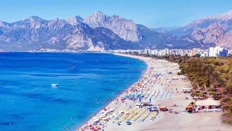 Konyaaltı-Plajı-Antalya