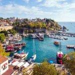 Antalya Kaleiçi ve Konyaaltı gezisi